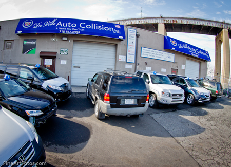 Deville Auto Body Shop in Staten Island NY